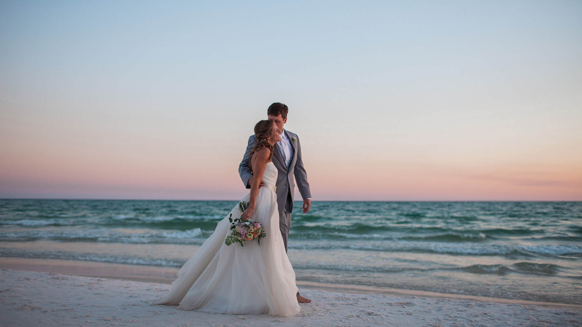 Beach Wedding Elopement Packages Florida