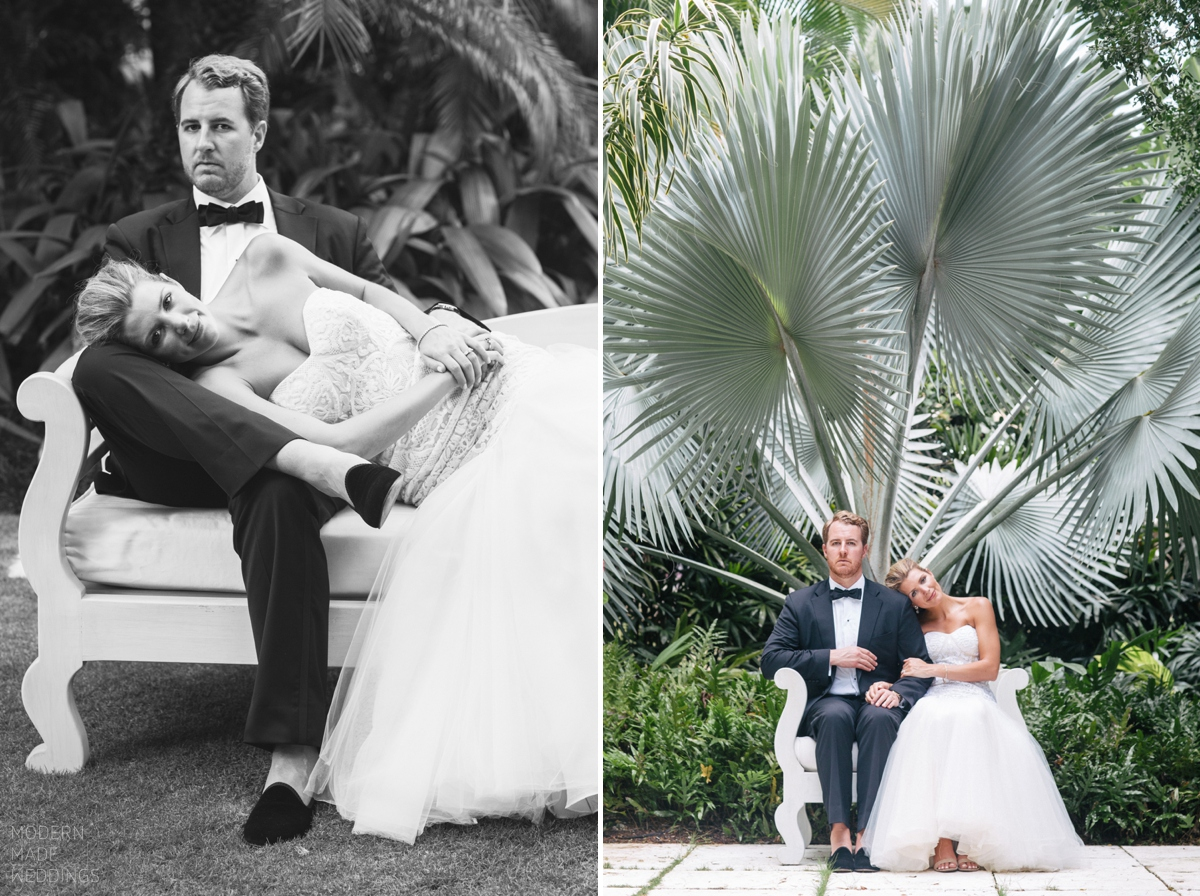 Round Hill Hotel wedding in Jamaica