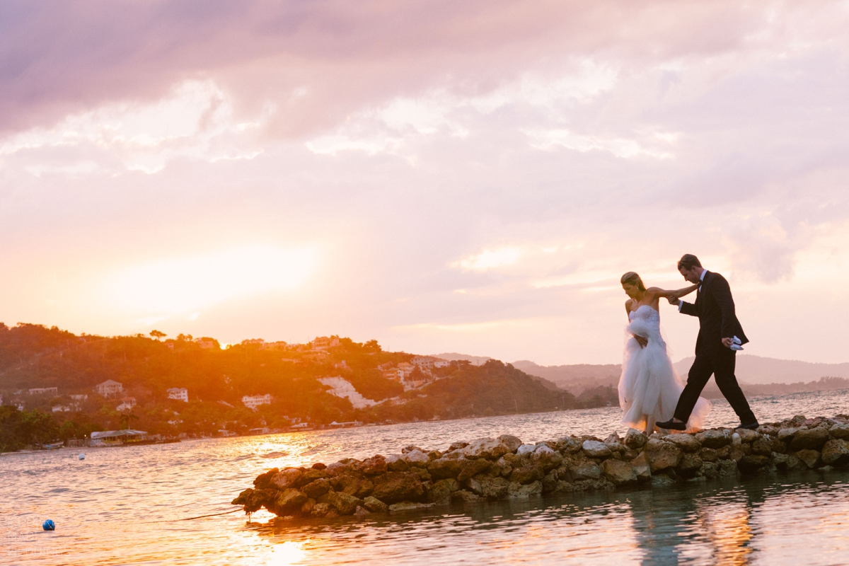 Round Hill Montego Bay Wedding
