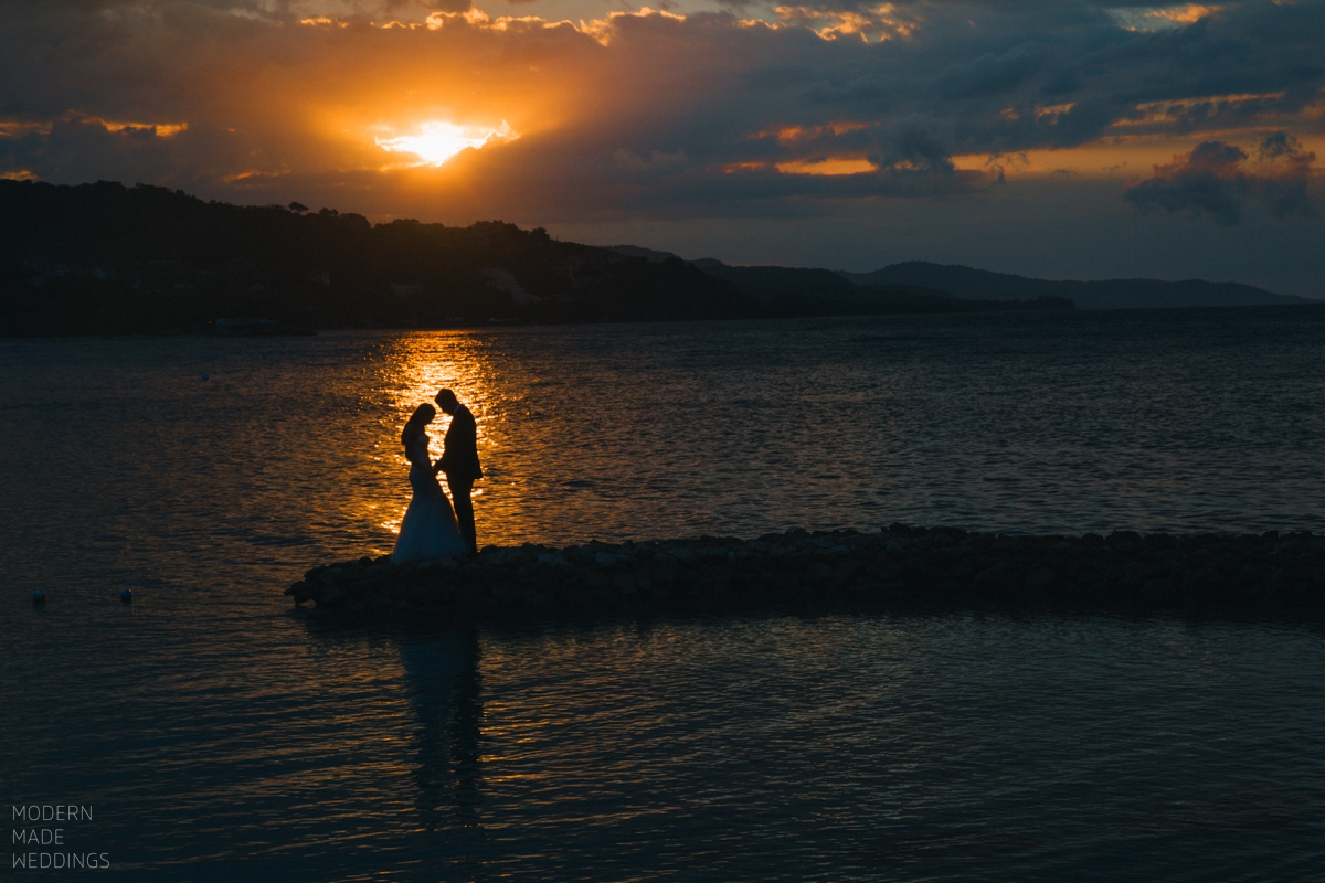 Round Hill Hotel wedding in Montego Bay Jamaica