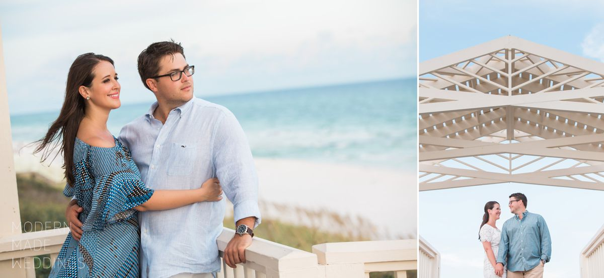 seaside fl engagement photographer