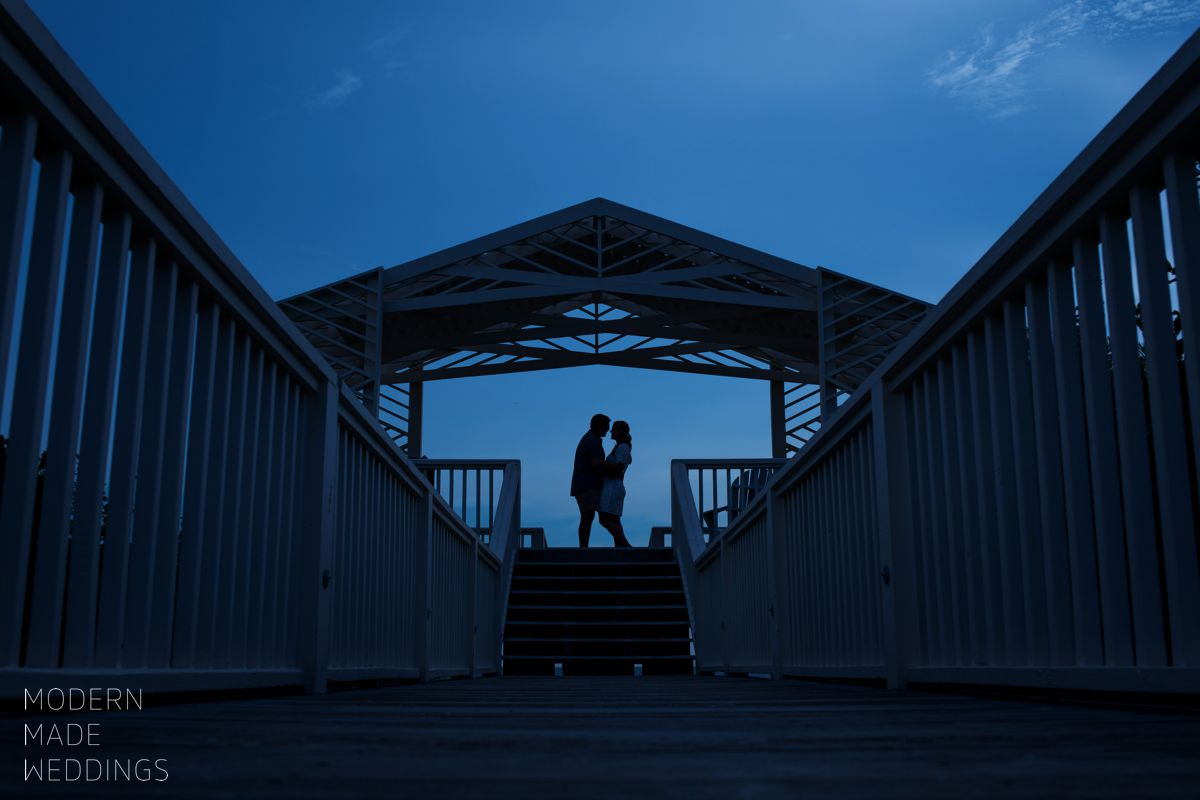 ruskin pavillion engagement session