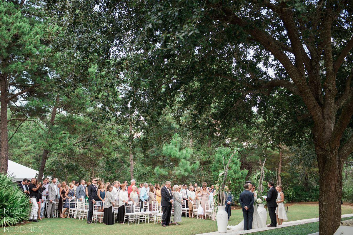 alys beach central park wedding