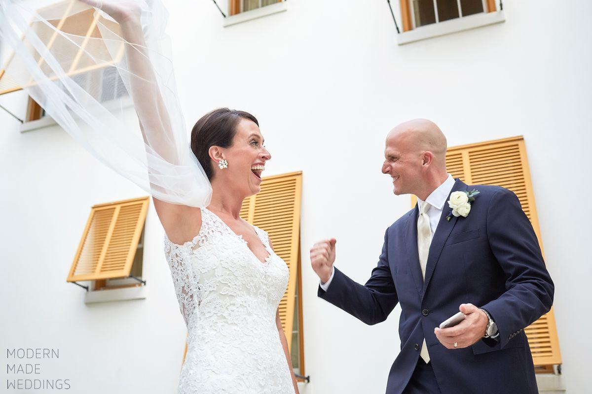 alys beach bride and groom