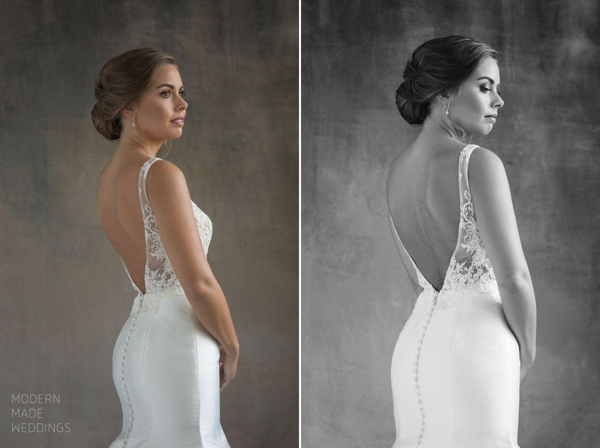30a studio bridal portrait