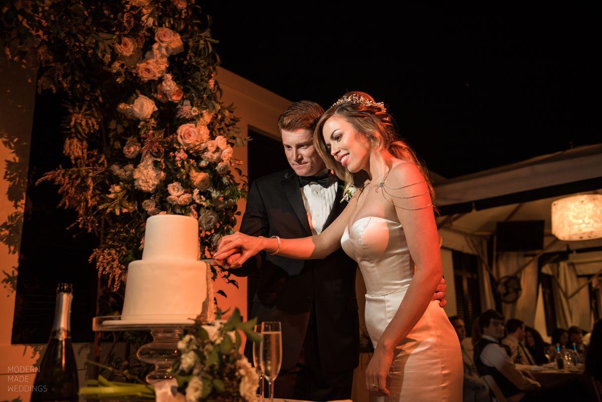 30a wedding cake