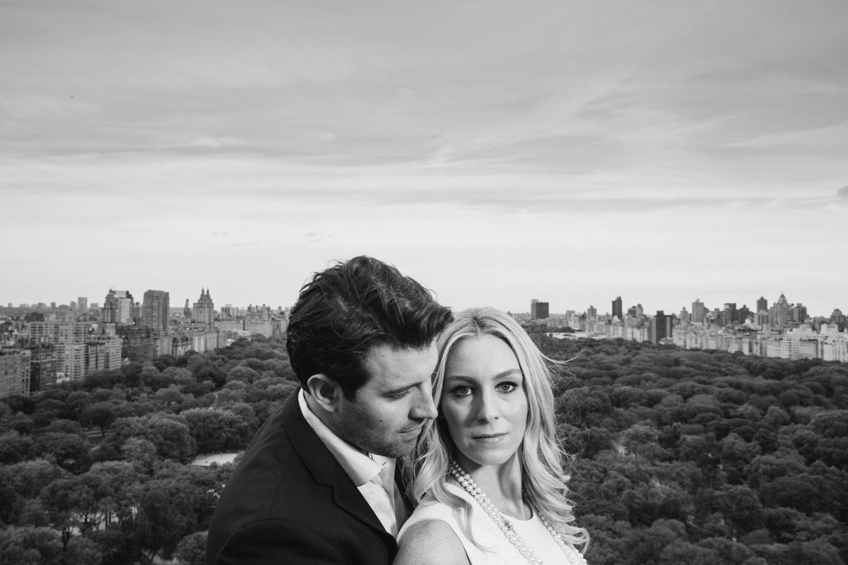 New York athletic club wedding