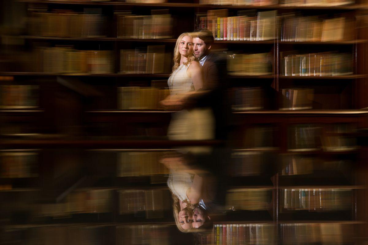 yale club library