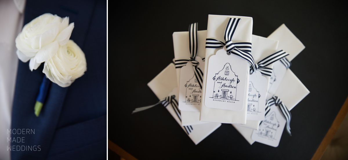 rosemary beach wedding gifts