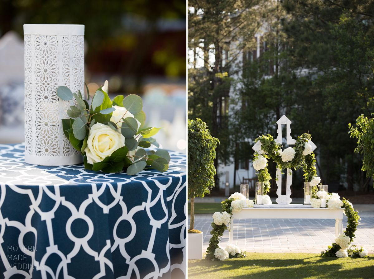 30a wedding design