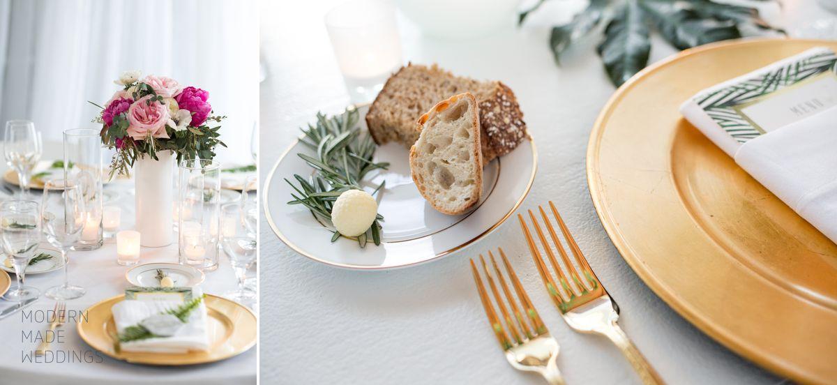 30a gold wedding flatware