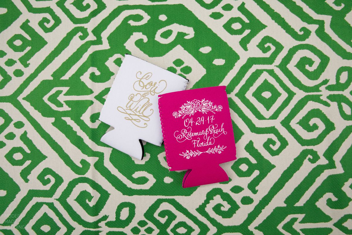 lily pulitzer style wedding